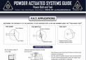 Powder Actuated System Guide P.A.T Applications