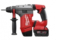 "Milwaukee M18 FUEL™ 1-1/8"" SDS Plus Rotary Hammer & HAMMERVACTM Dedicated Dust Extractor Kit"
