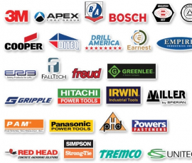Construction Supplies Brands