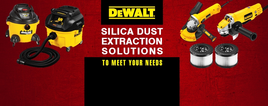 silica dust extraction solutions