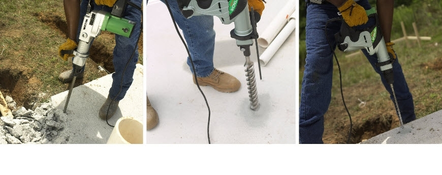 Hitachi Specials: Demo and Rotary Hammer Sale