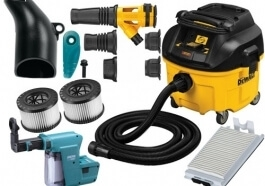 Silica Dust Protection Equipment